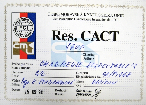 res. CACT